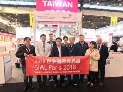 Advance to the Gourmet Food Capital, Paris.  Pingtung Products Are Available Internationally.